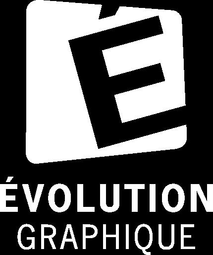 Logo Évolution Graphique